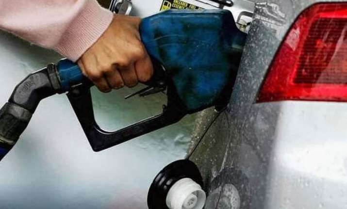 diesel rates up by 95 paise a litre no hike in petrol price