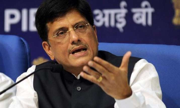 piyush goyal confident of power generation doubling in 7