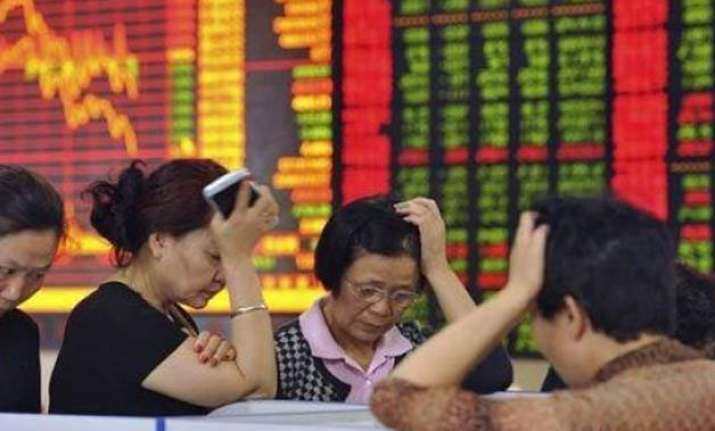 china halts trading for second time in a week as stocks