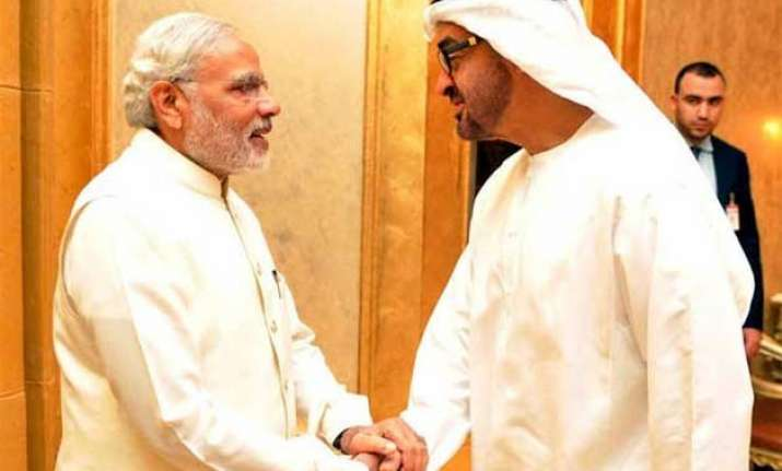 india uae sign nine agreements including cyber security