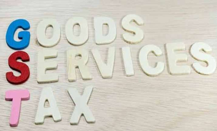goods and services tax to encourage local production of