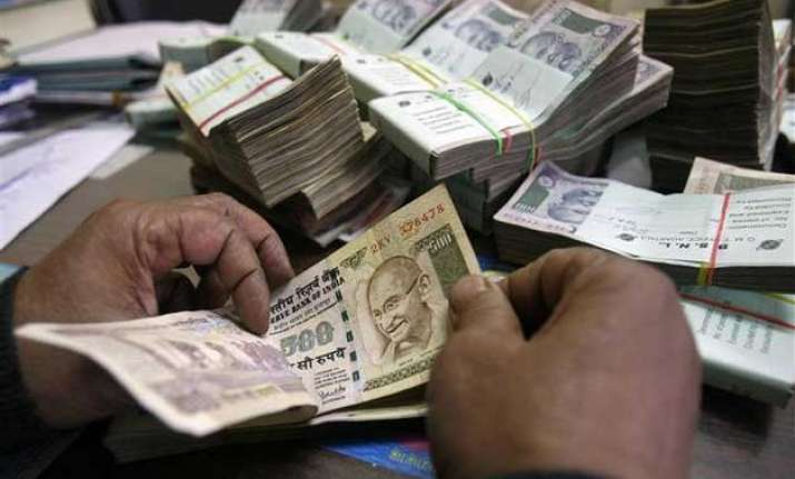 rupee hits 2 month low tanks 39 p vs on us rate hike fears