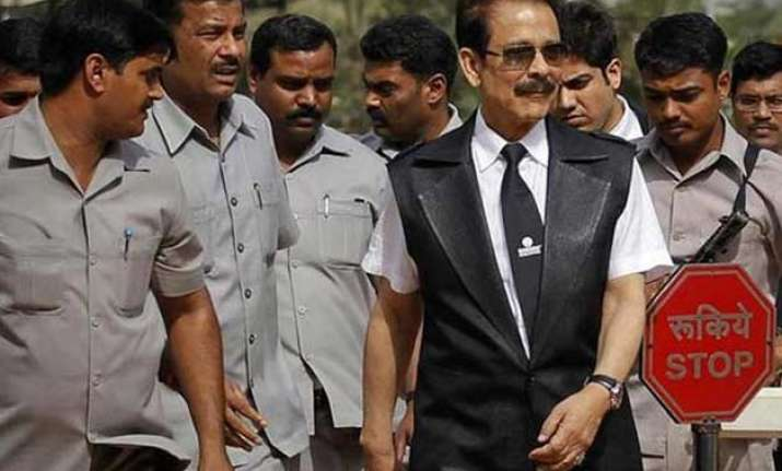 supreme court grants another three months to sahara group