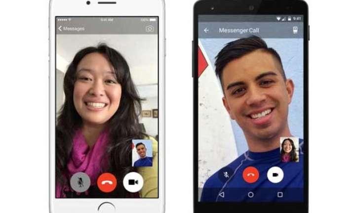 facebook messenger gets video calling feature