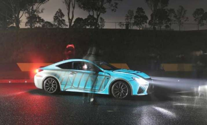 lexus creates world s first car with a heartbeat