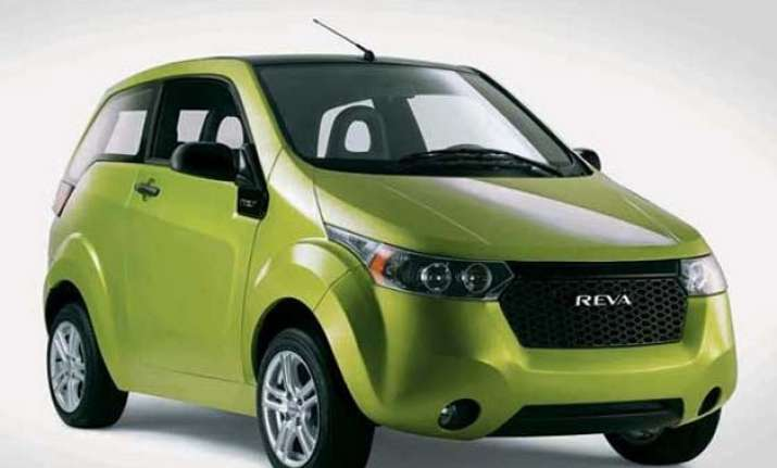 Reva Electric Car Price In Delhi