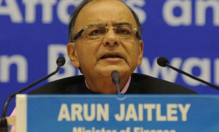 arun jaitley exempts foreign investors from mat simple itr