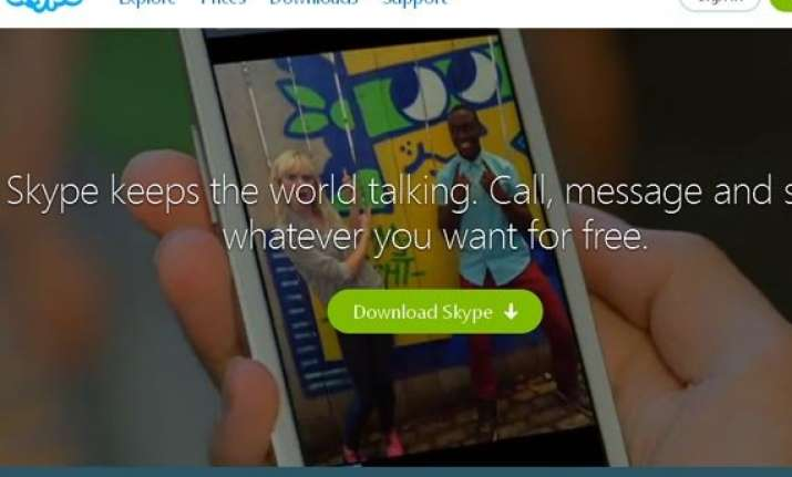 skype to ban calls on cellphones landlines within india