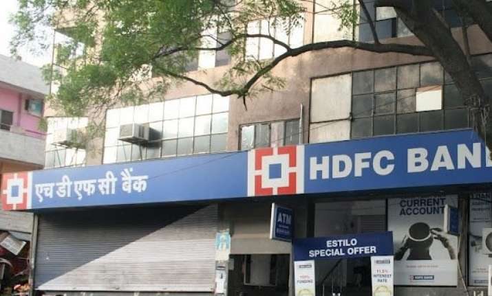hdfc net up 8.8 at rs 2 064 cr