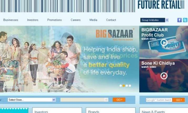 future retail gets sebi nod for rs1 600 crore rights issue