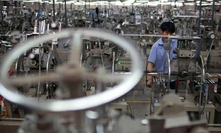 india s manufacturing growth slips in april as orders drop