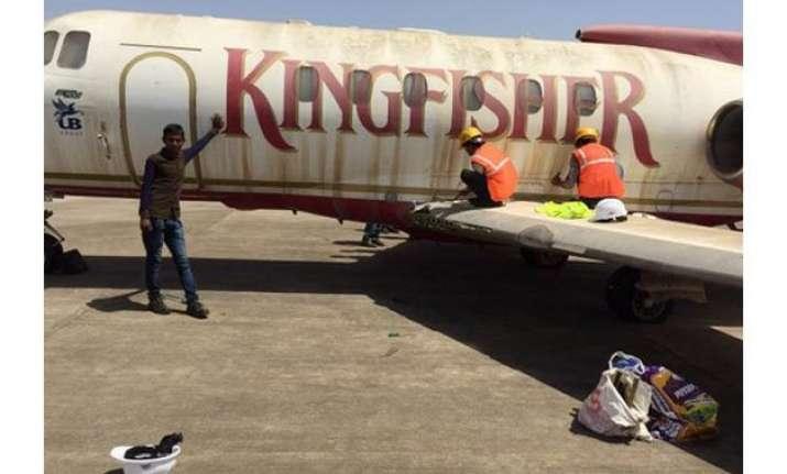 vijay mallya s prized jet sold to scrap dealer torn down to