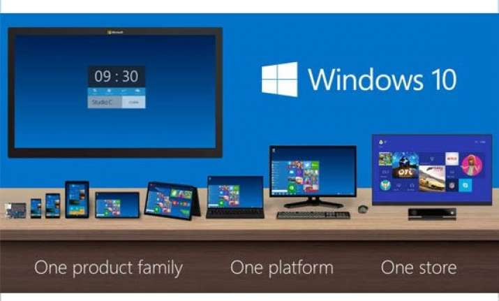 microsoft unveils its new windows 10 operating system