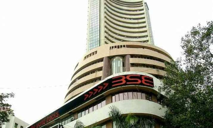 sensex surrenders early gains falls 50 points