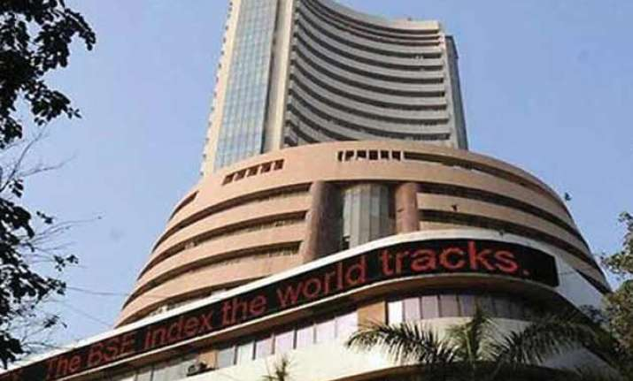 sensex ends flat market cautious on q4 earning numbers