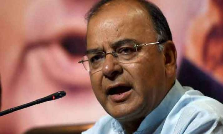 jaitley asks bank employees not to participate in strike
