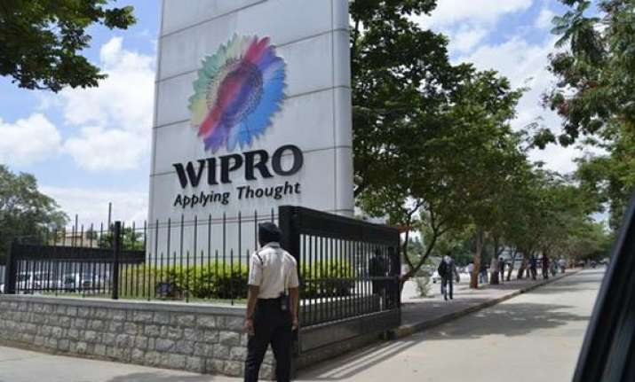 wipro q3 net up 8.8 to rs 2 190 crore