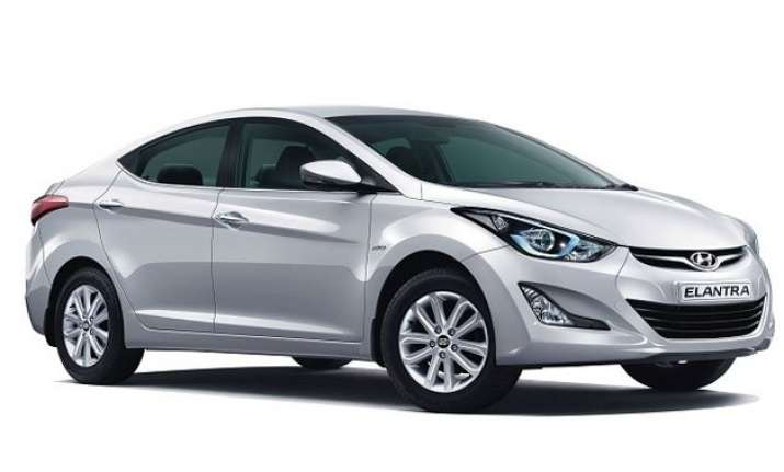 hyundai launches 2015 elantra starting at rs 14.13 lakh