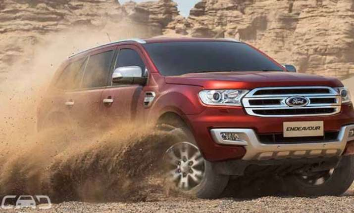 battle of the titans ford endeavour takes on toyota fortuner