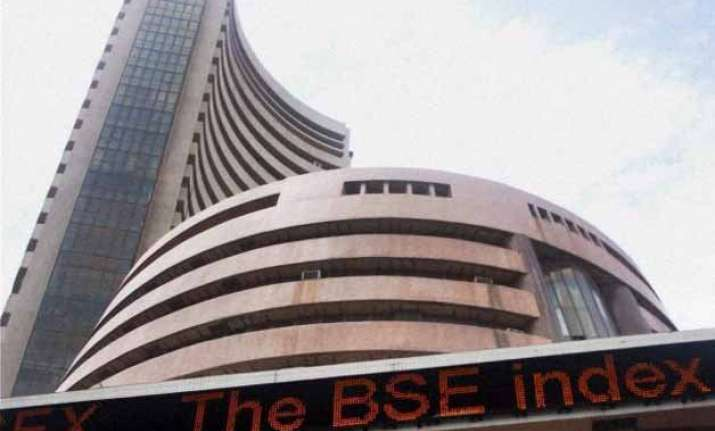 sensex extends losses down 34 pts in early trade