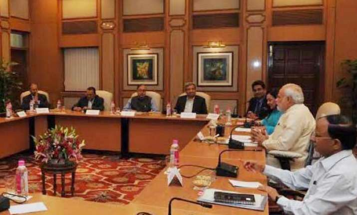 india inc pats pm modi for restoring government credibility