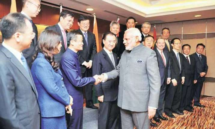 historic opportunity to do business in india narendra modi