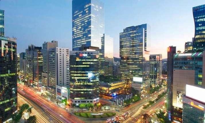 gangnam becomes hot spot for korean startups