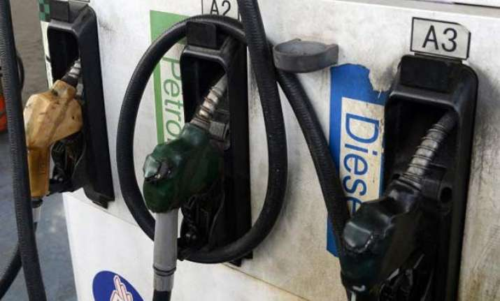 petrol diesel prices hiked by over rs 3/litre each