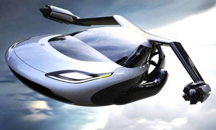 dream turns into reality world s first flying car is here