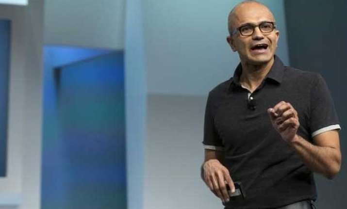 microsoft has a real opportunity with cloud in india ceo