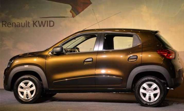renault india to export kwid ramp up production