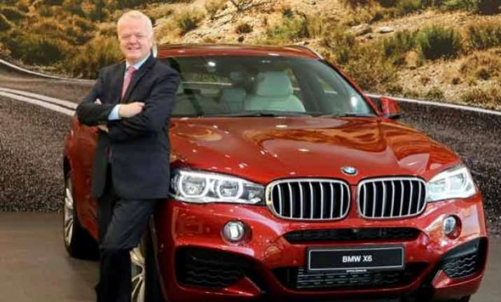 bmw launches second generation x6 model in india