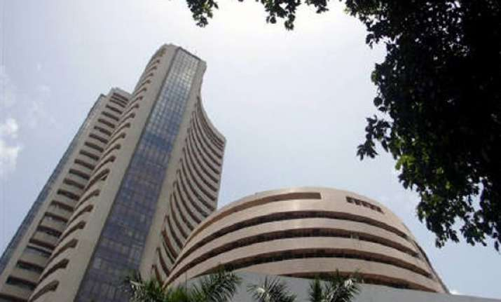 sensex gains 127 points nifty reclaims 8300