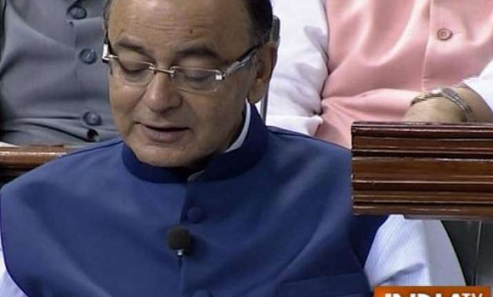 budget 2015 govt to reduce corporate tax to 25 over four