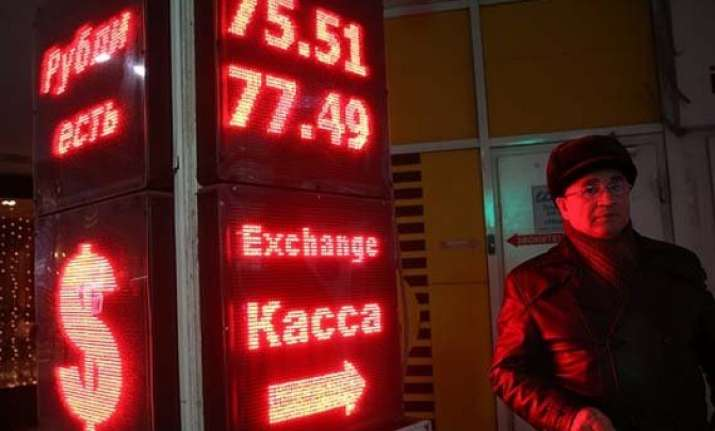 russian currency crisis poses putin his biggest challenge