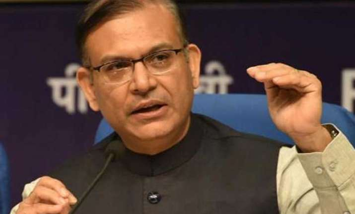 jayant sinha pitches for changes in companies act sebi norms