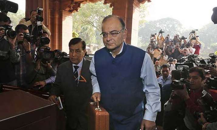 finance minister arun jaitley s union budget 2015 speech