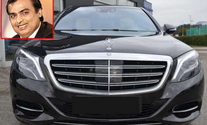 Ril Buys Worlds Most Sophisticated Armoured Mercedes To Protect