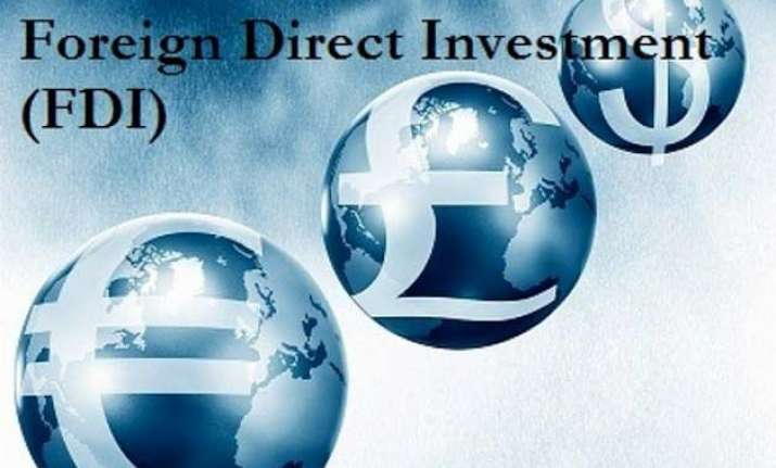 fdi soars 48 after make in india campaign says secy