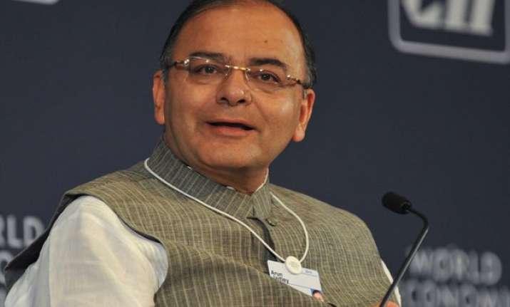 need to cut oil imports says arun jaitley
