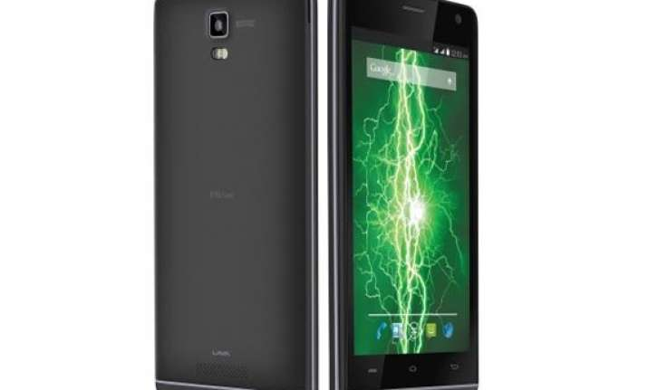 lava iris fuel 50 with 3000mah battery launched at rs 7 799