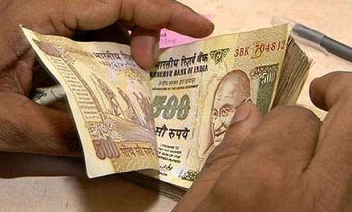 rupee rises 6 paise against dollar in early trade
