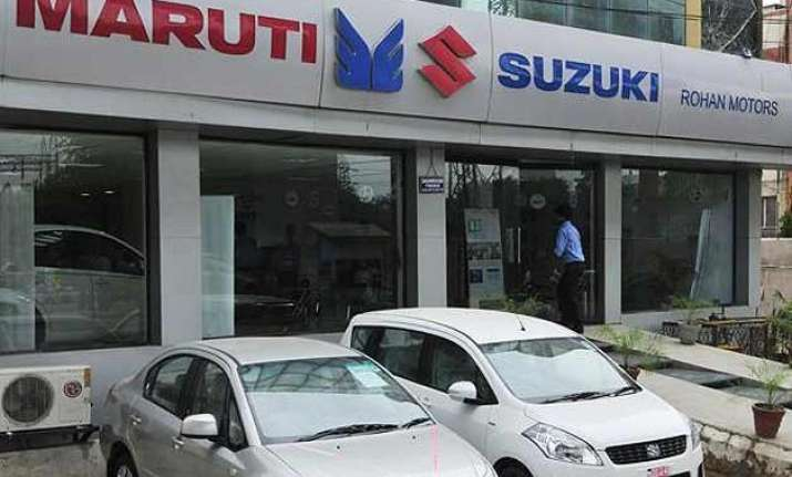 maruti eyes selling 2 million cars a year by 2020