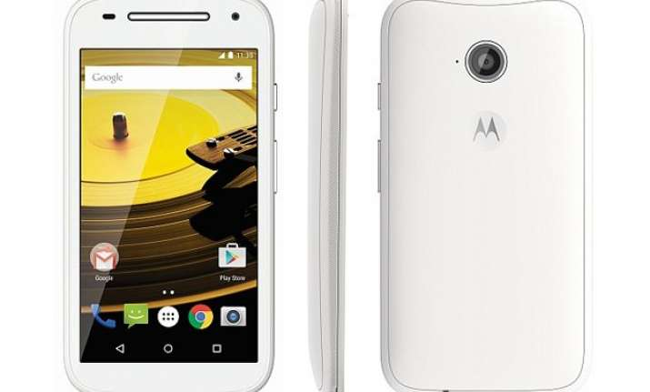 moto e gen 2 with 3g launched in india at rs 6 999