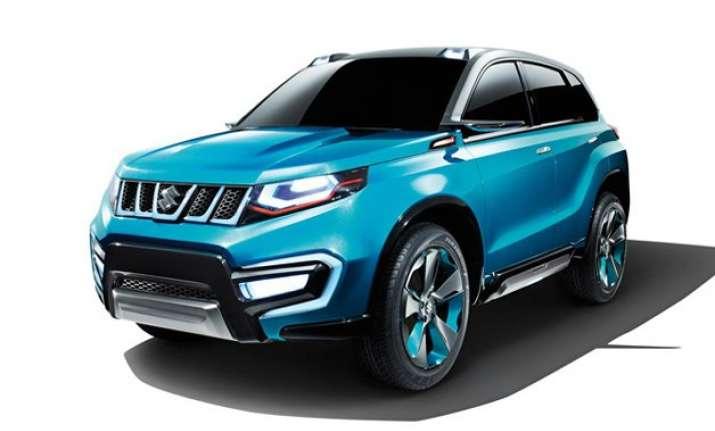 Maruti Suzuki Unveils Vitara Brezza At The Auto Expo India News