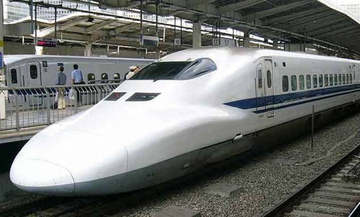 japan offers soft loan for bullet train project