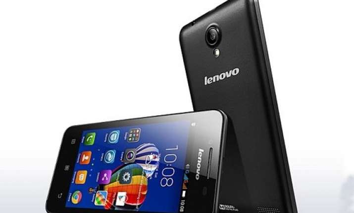 lenovo rocstar music focused smartphone launched at rs 6 499