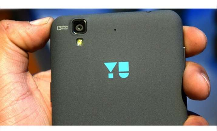 yu teases project caesar phone with 2gb ram and 16gb rom