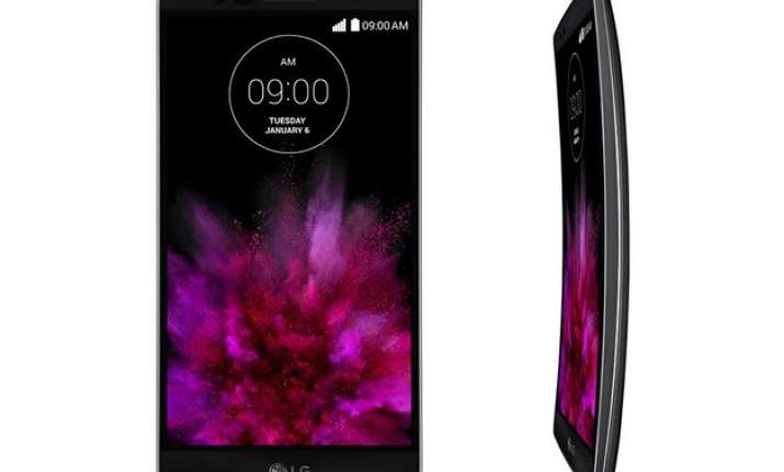 lg launches g flex 2 smartphone for rs 55 000