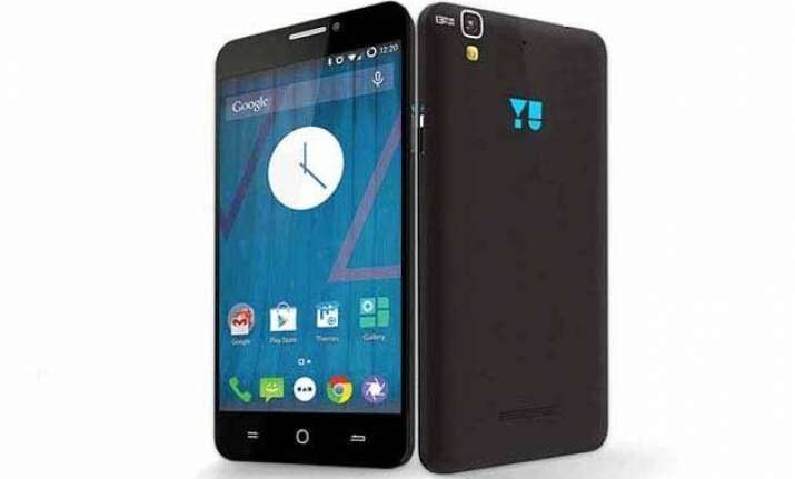 micromax yu yureka up for sale on thursday